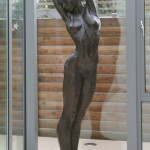 Lucinda in bronze